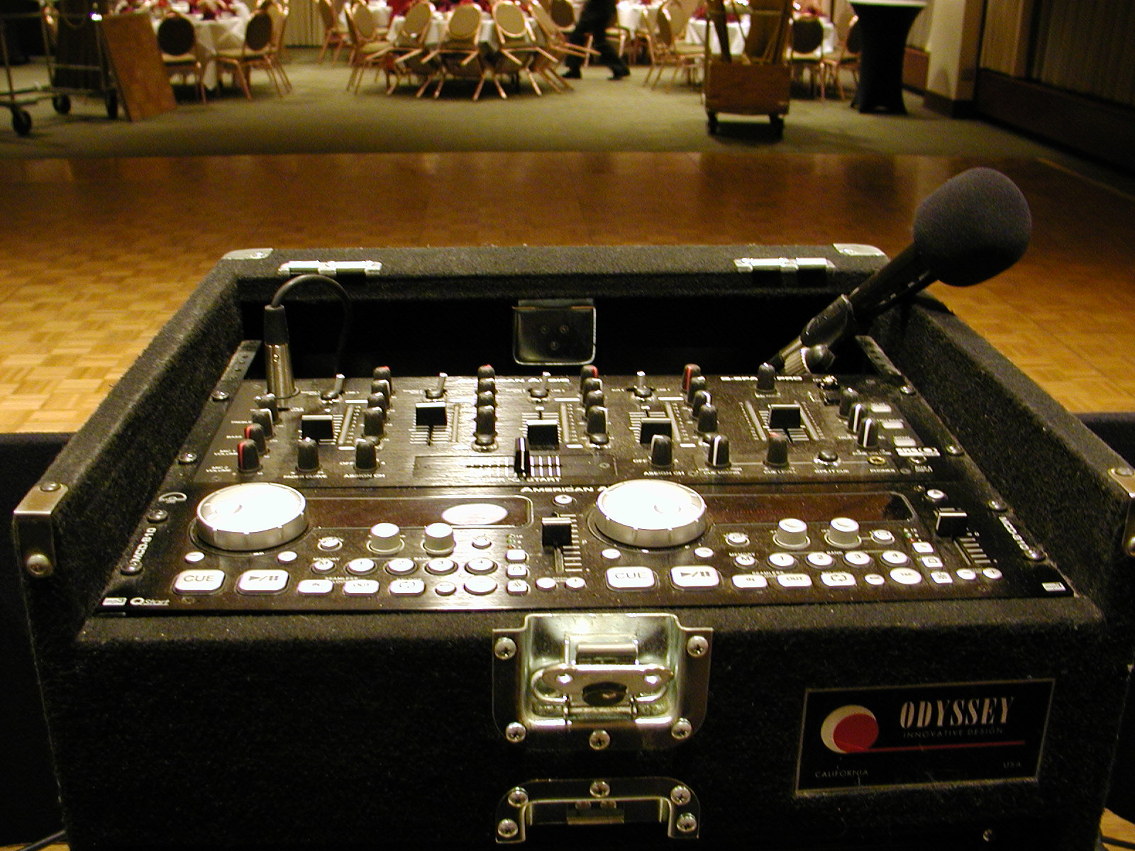 tom farley eq mixer